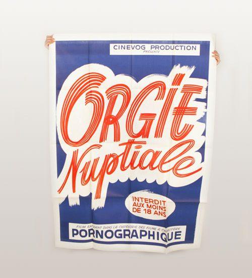 Orgie Nuptiale