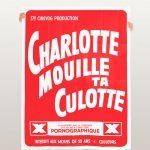 Charlotte mouille ta culotte !