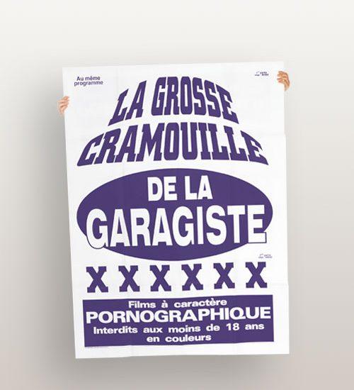 La grosse cramouille de la garagiste – XL