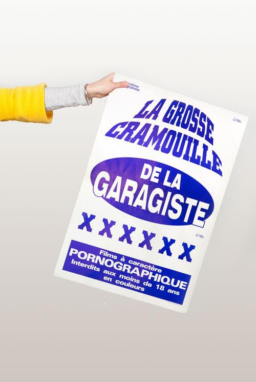 La grosse cramouille de la garagiste – Petite