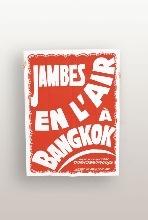Jambes en l'air à Bangkok – XL