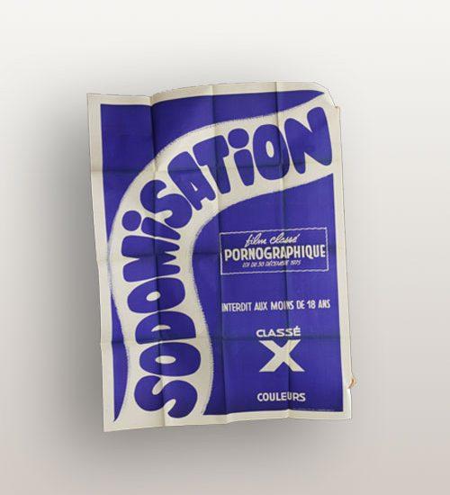 Sodomisation